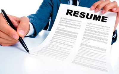 4 Reasons a Professional Resume Writing is Crucial!